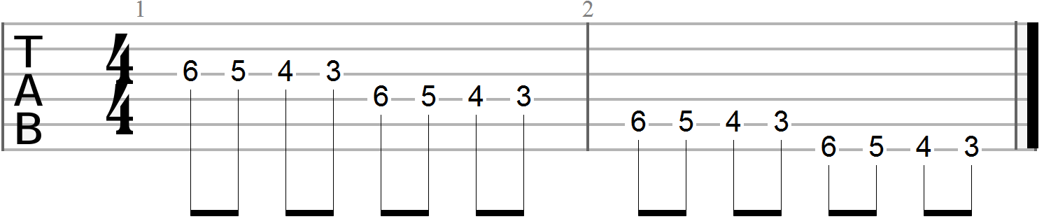 Guitar Finger Exercises (99)