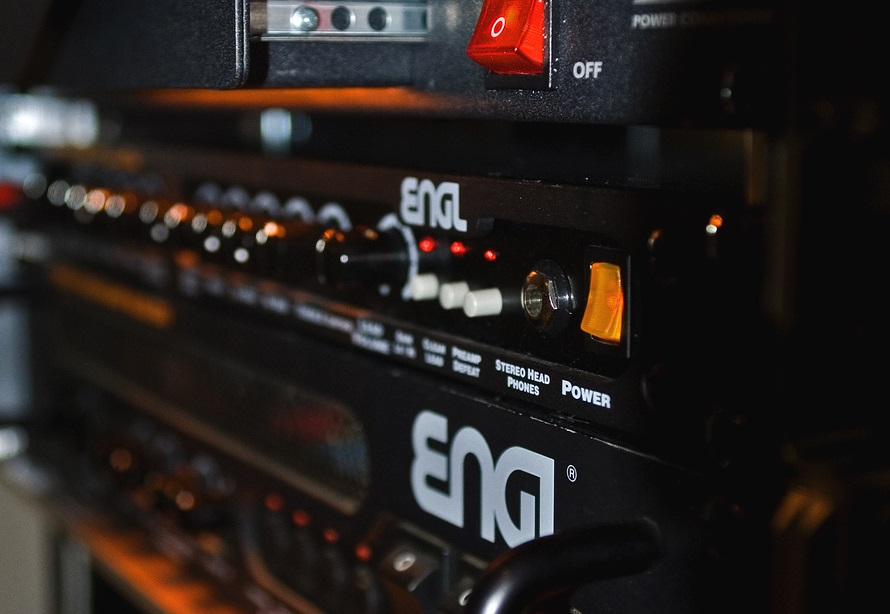 Guitar Rack System