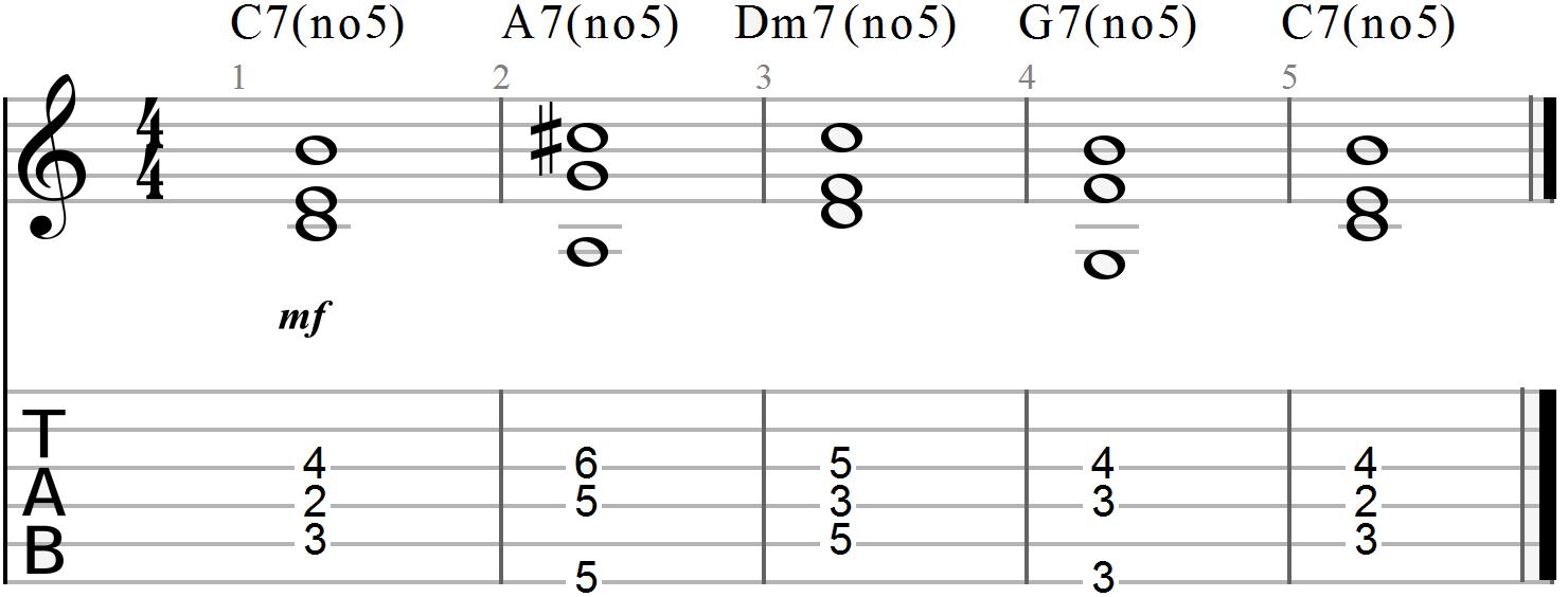 C7 Guitar Chord  Guitar Chords Chart  8notescom