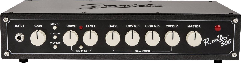 Fender Rumble 500 Bass Head