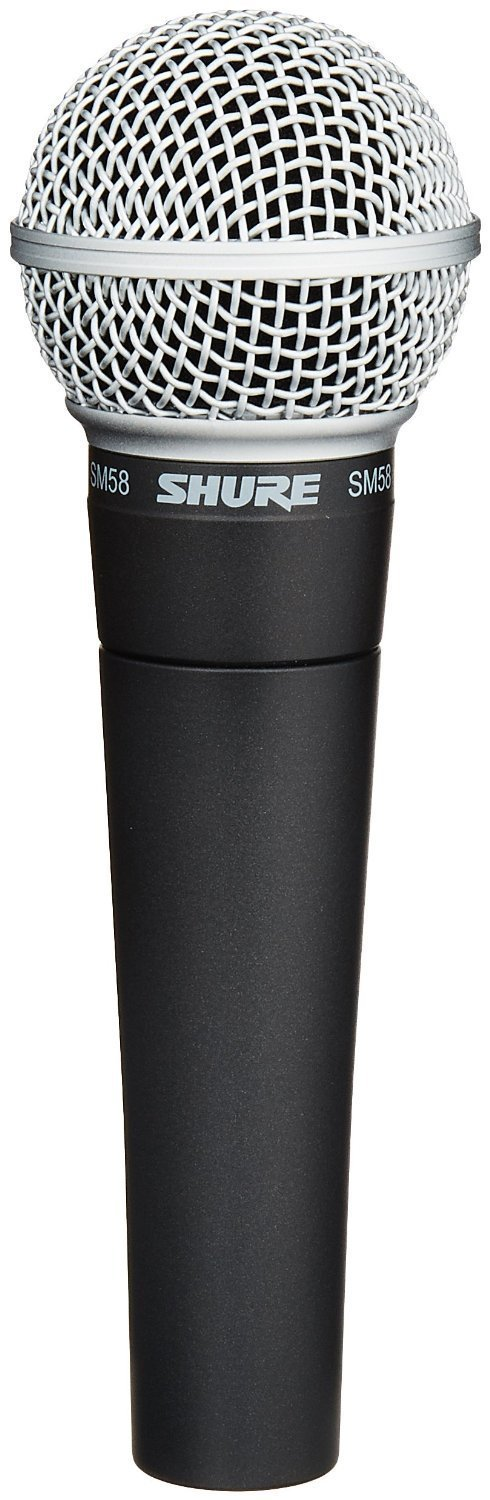 Shure Dynamic Vocal Microphone
