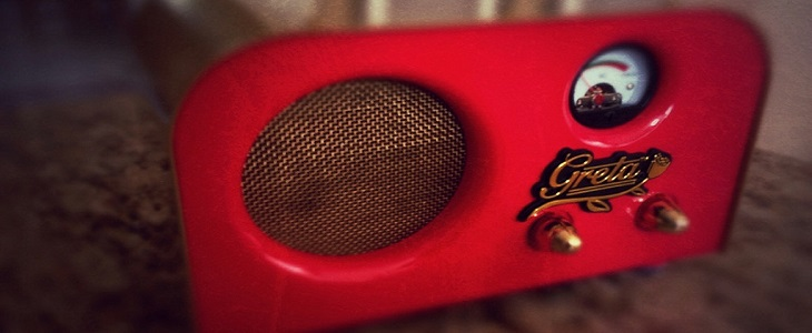 All Tube Practice Amp Banner Photo