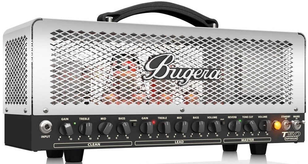 Bugera Amp Head for Metal