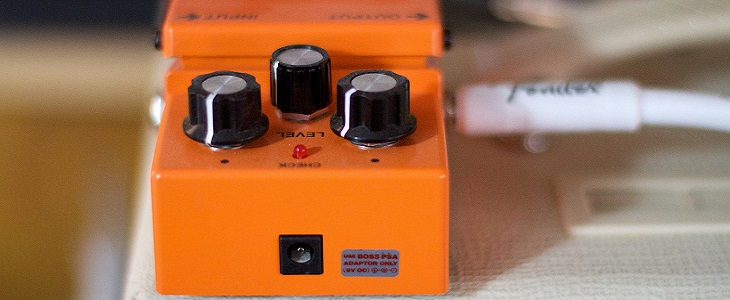 Best Overdrive Pedal for Acoustic Guitar Distortion and Basic Setup