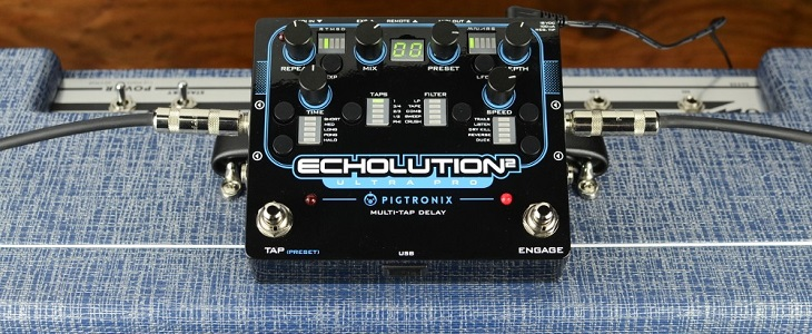 Pigtronix Echolution 2 Ultra Pro Review