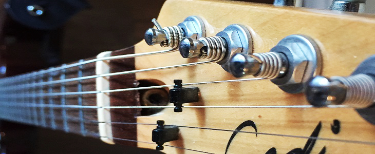 Electric Guitar Truss Rod