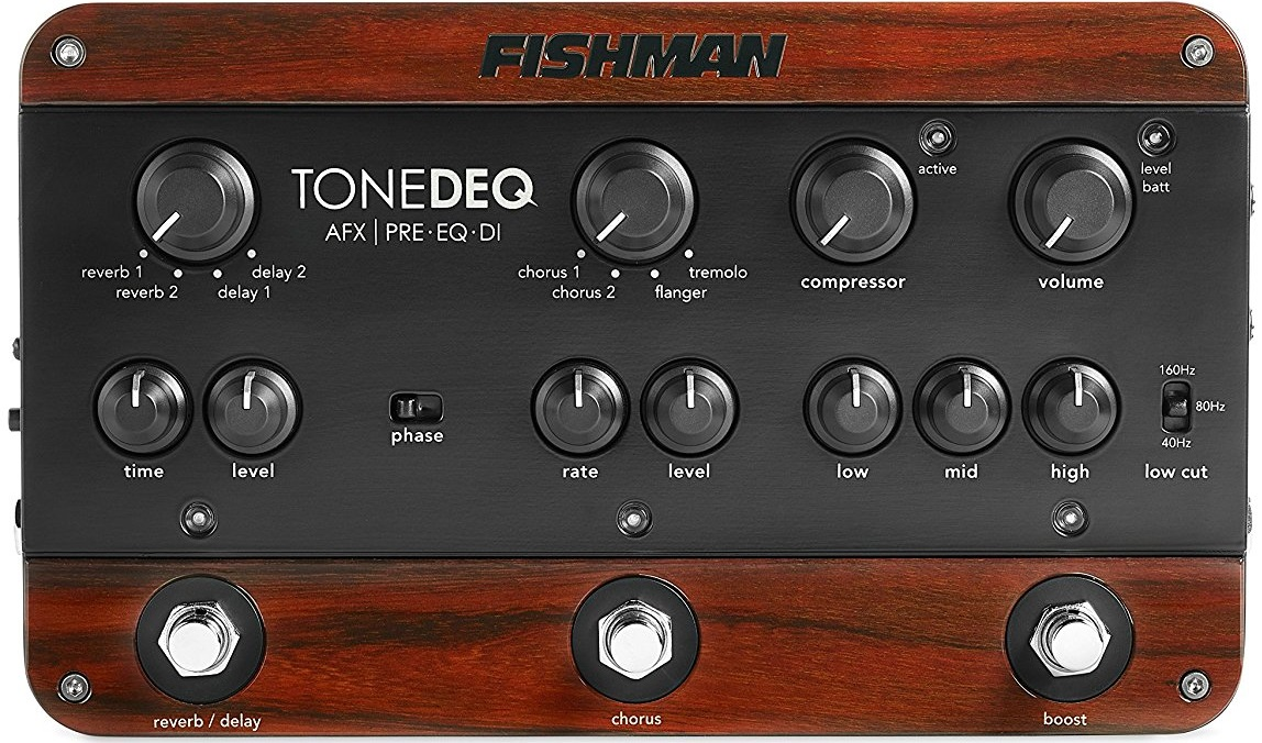 5 Best Pedals And Preamps For The Acoustic Guitar