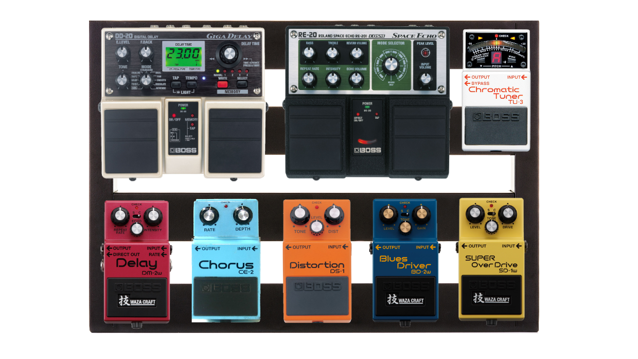 The Written Pedalboard Planner Guide And Setup Bible Guitar Chalk Wiring Diagram Pedaltrain Classic Jr With Pedals