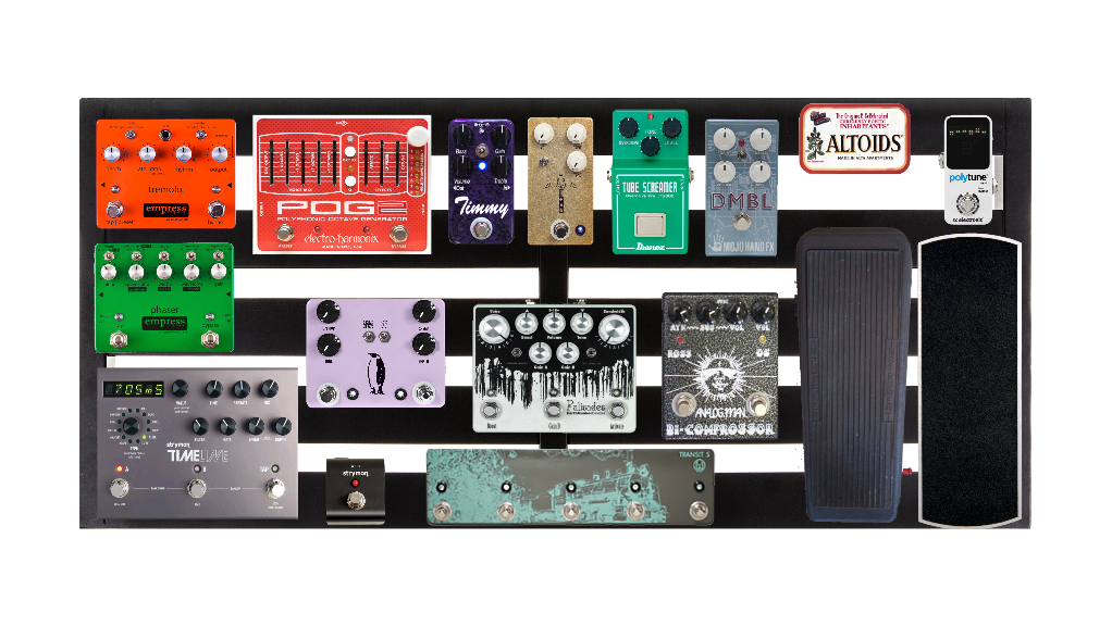 The Written Pedalboard Planner Guide And Setup Bible Guitar Chalk