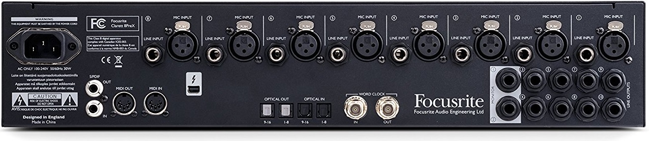 Finding the Best Thunderbolt Audio Interface for Mac Users