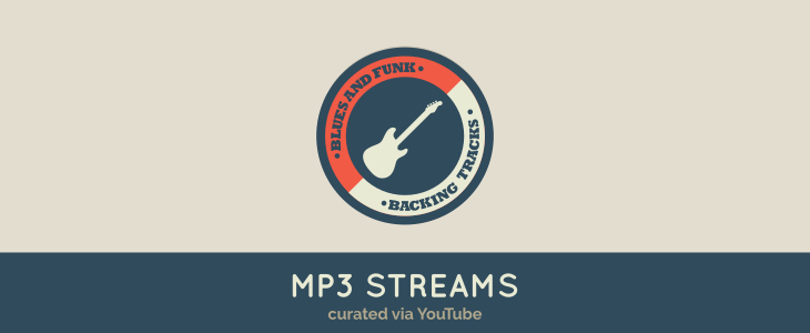 10 Free Blues Backing Tracks for Easy Streaming