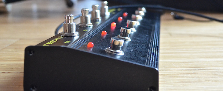 pairing a midi foot controller with your guitar rig guitar chalk