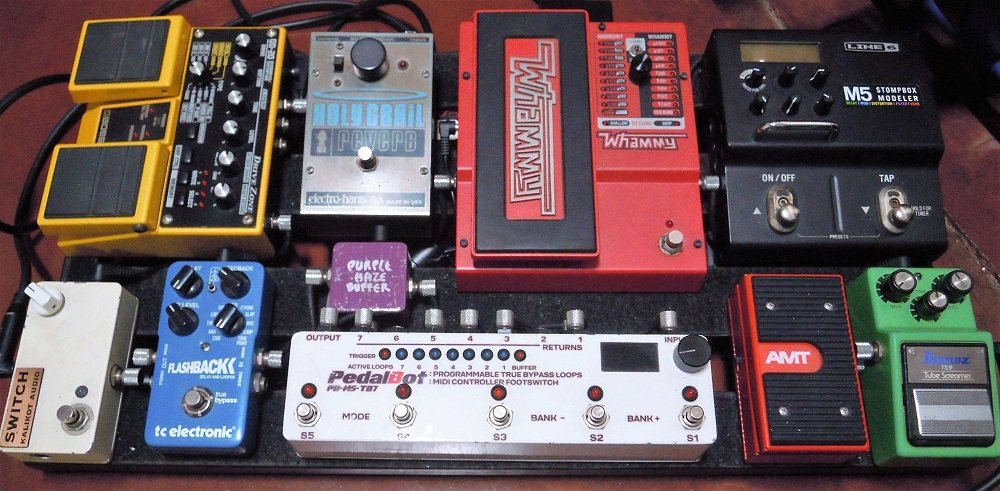 Pedalboard Planner