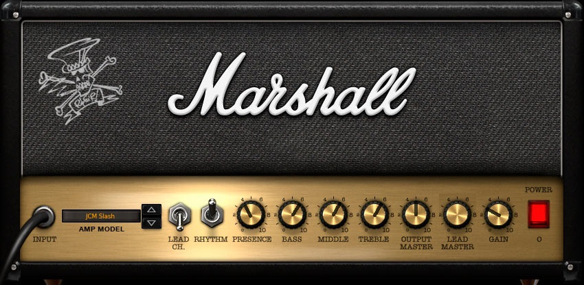 Slash Amp Settings: Dirty and Clean Tone   Guitar Chalk