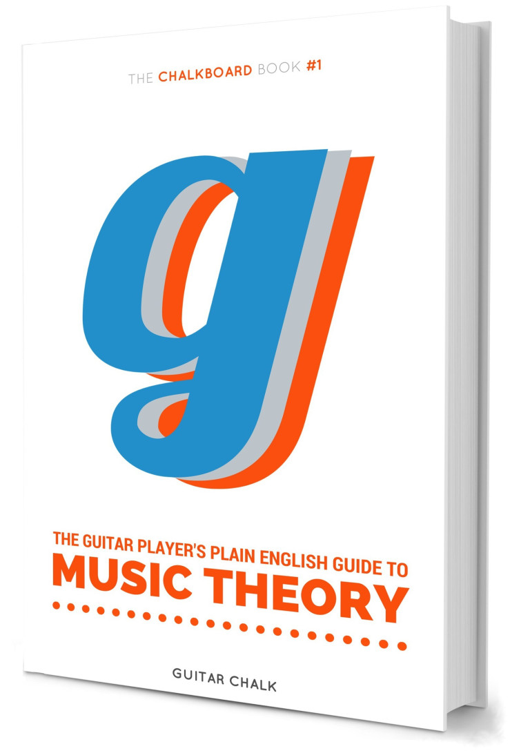 Guitar Player's Guide to Music Theory from Guitar Chalk