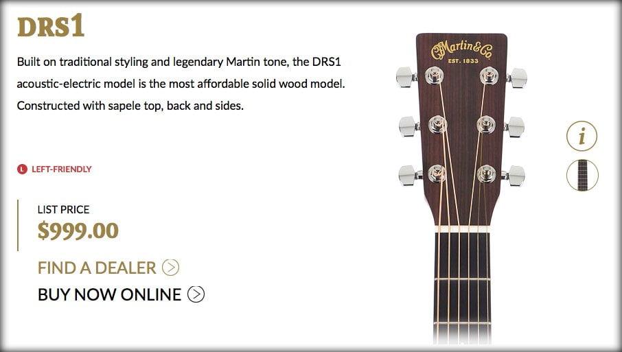 5 Best Acoustic Guitars Under 1000 Dollars Roundup Guitar Chalk