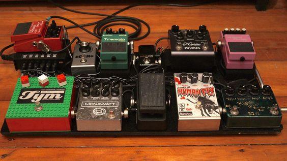 25 pedalboard setup ideas and inspiration guitar chalk. Black Bedroom Furniture Sets. Home Design Ideas