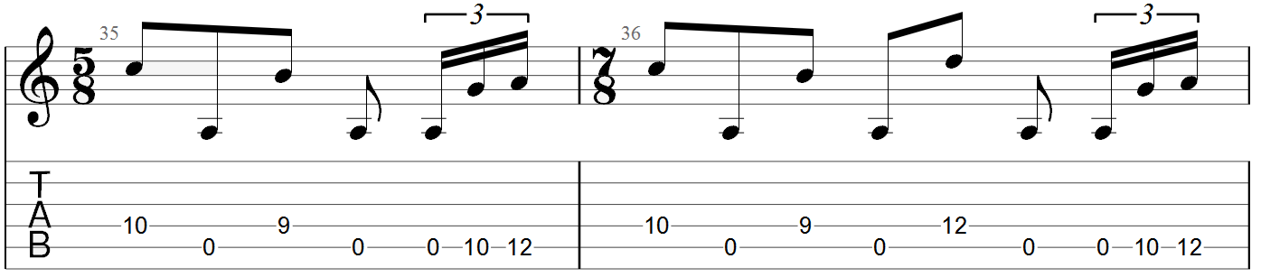 5 Tool Guitar Tabs That Are Easy To Play Guitar Chalk