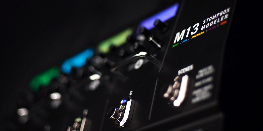 Line 6 M9 MIDI Compatible Multi Effects Pedal