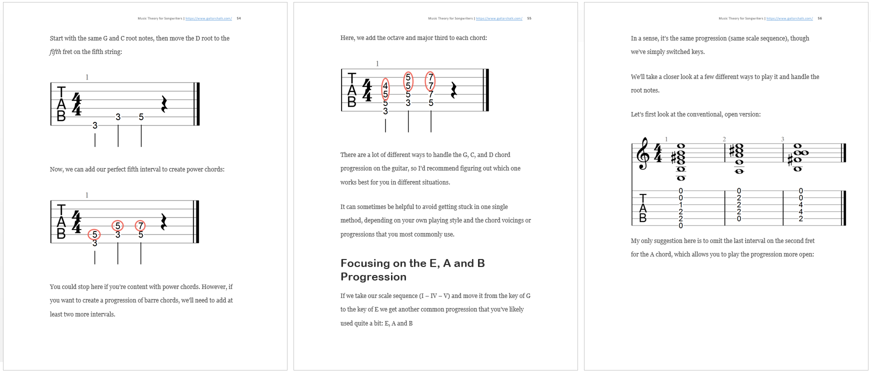Image Result For Music Theory For Songwriters Pdf Download