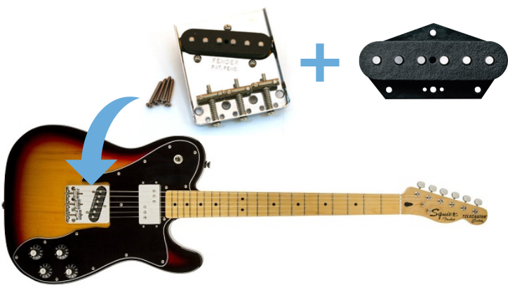 A Squier Telecaster Pickup Upgrade and Build Guide   Guitar