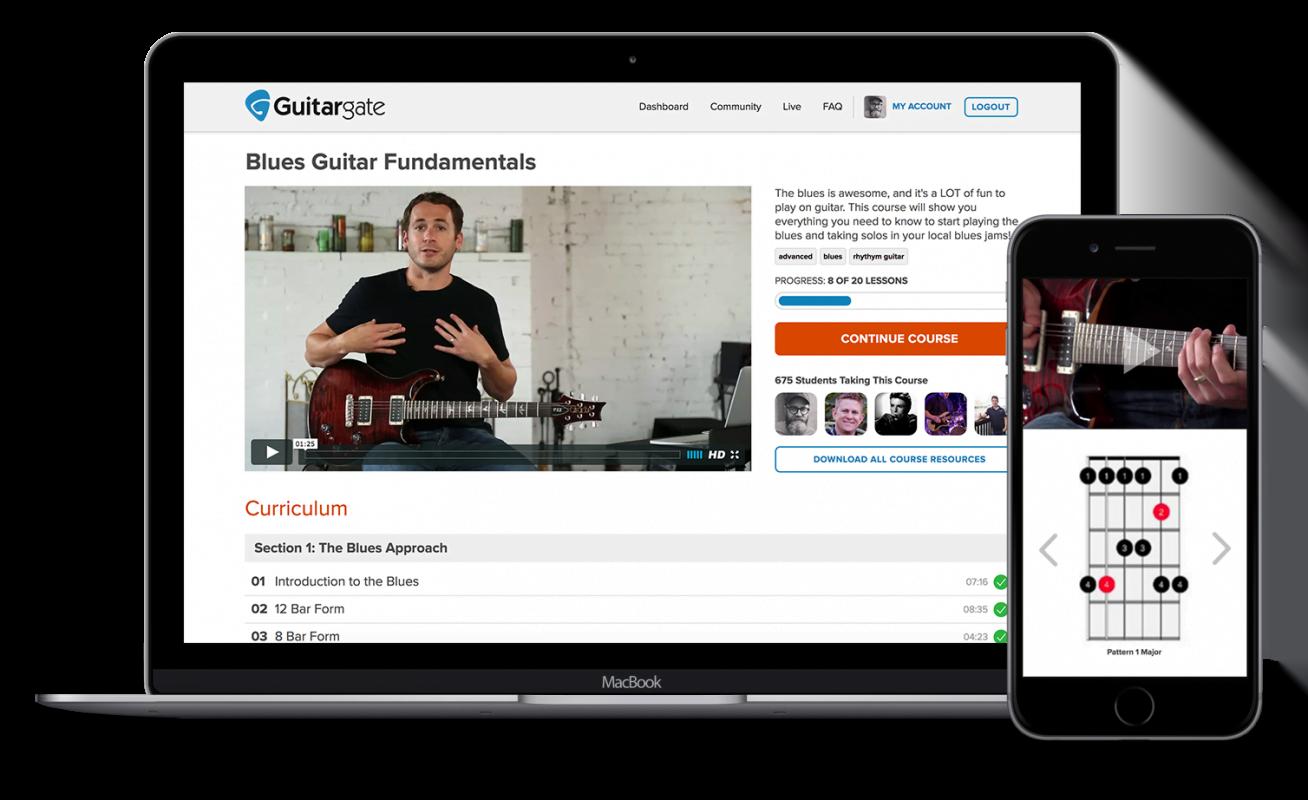 Guitargate Courses