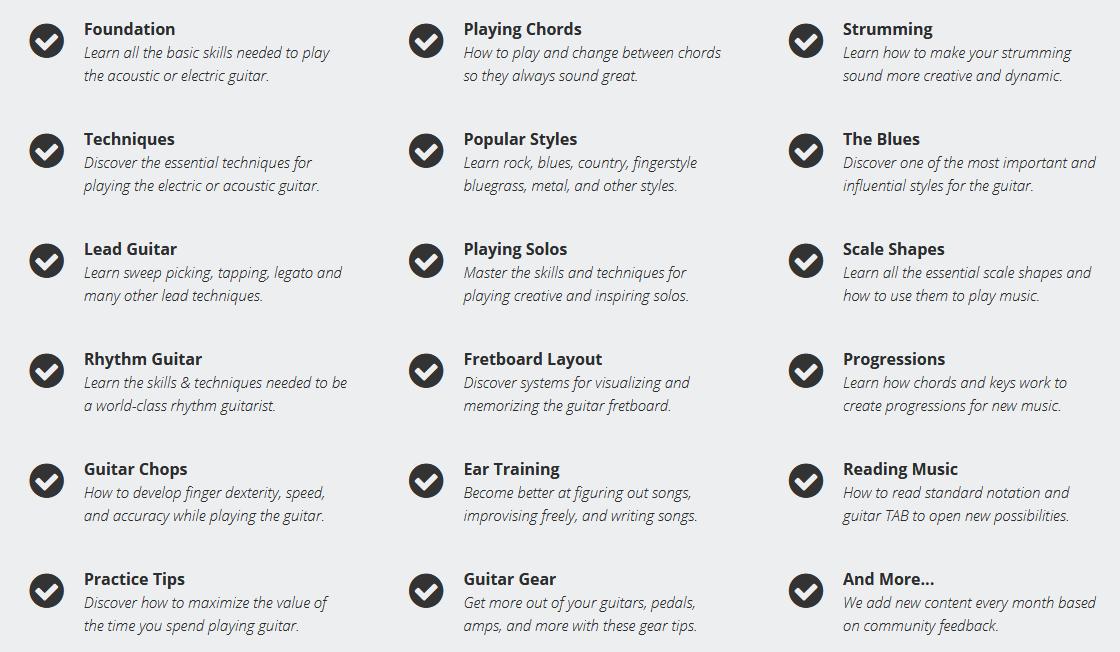 6 recommended guitar lessons for kids online guitar chalk. Black Bedroom Furniture Sets. Home Design Ideas
