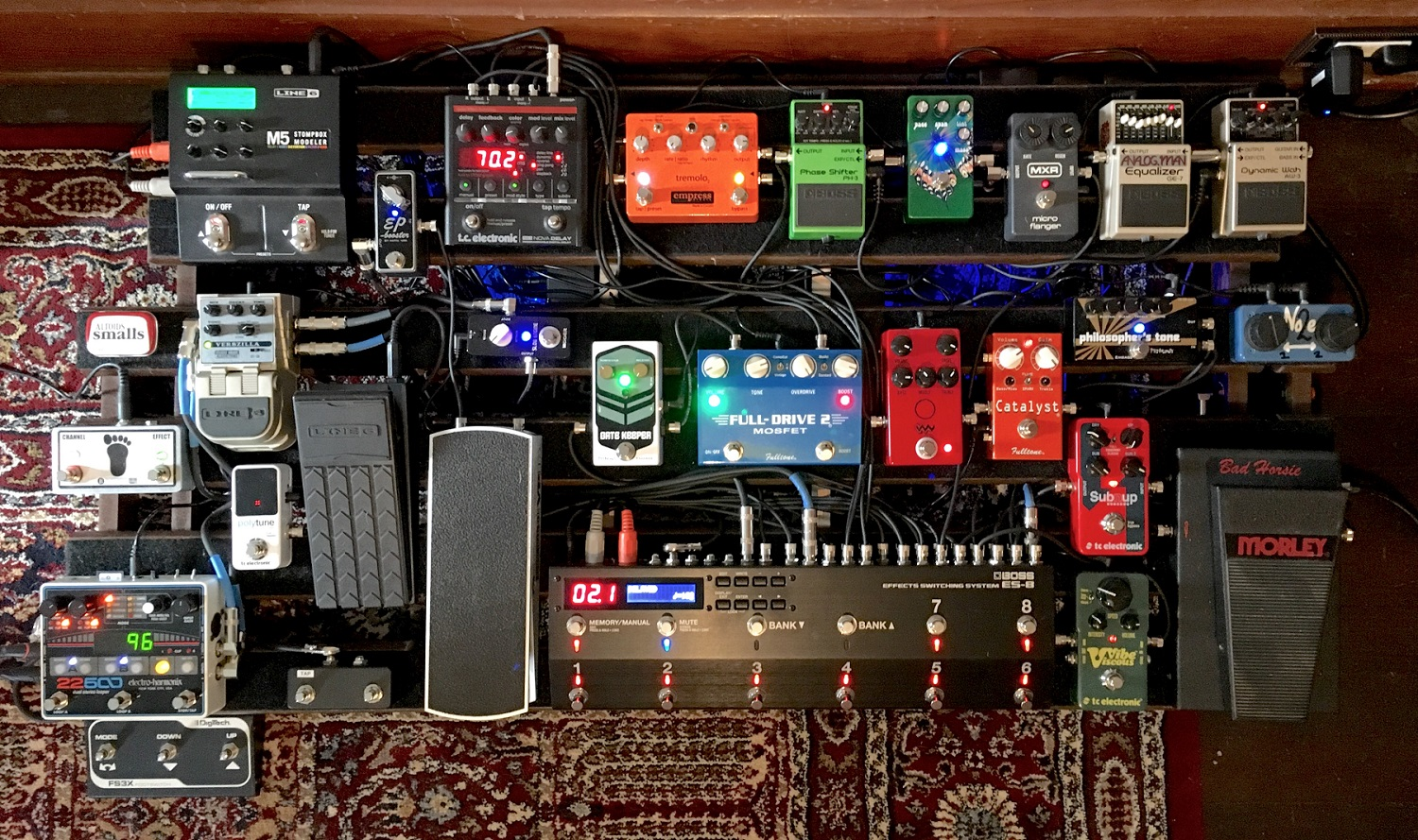 Pedalboard Submission