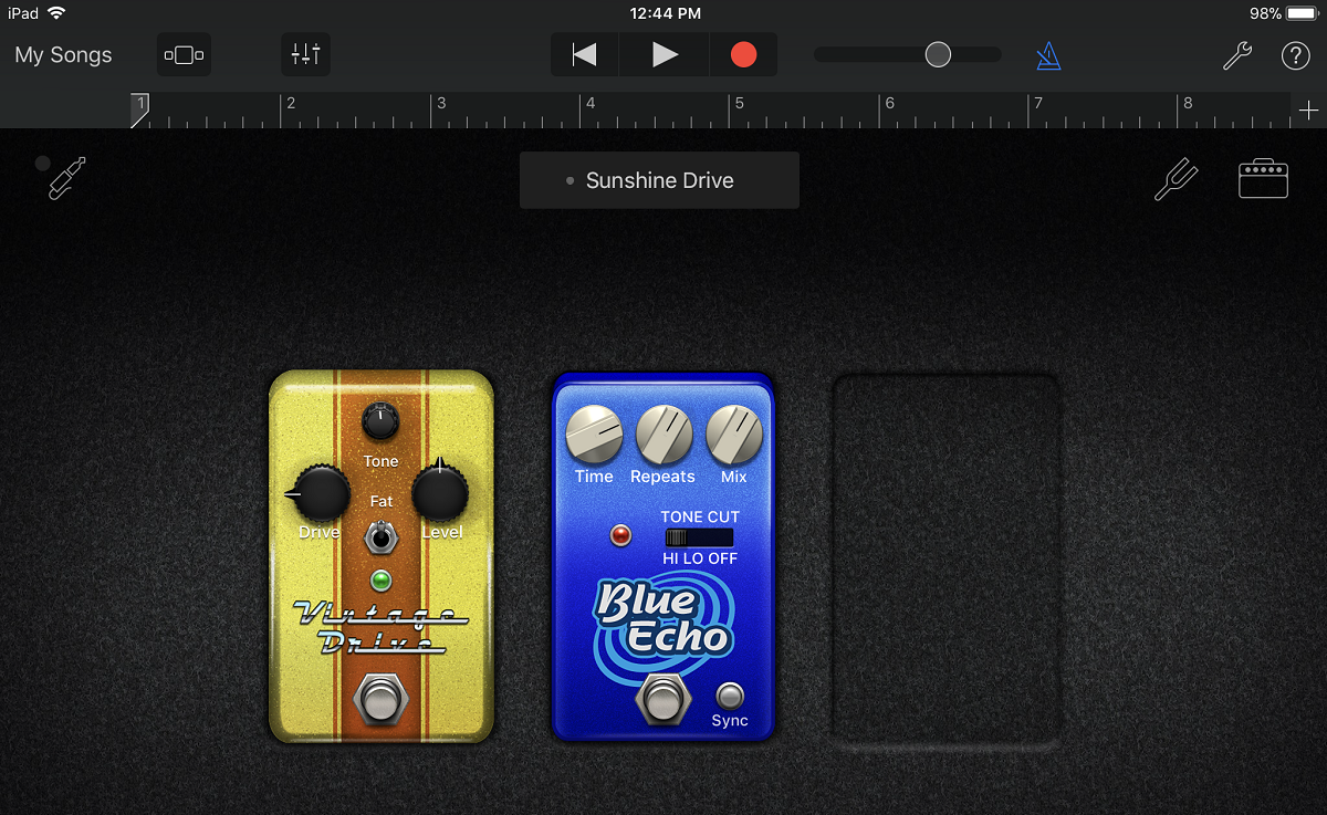 Ultimate Guide To Garageband And Guitar Recording Chalk Pc Wiring Diagram Also Home Studio Setup As Well Blue Echo Pedal In