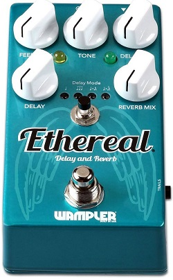 Wampler Ethereal Reverb Pedal