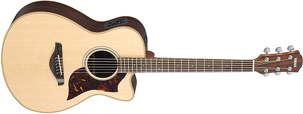 Yamaha AC1R Acoustic Guitar for Blues