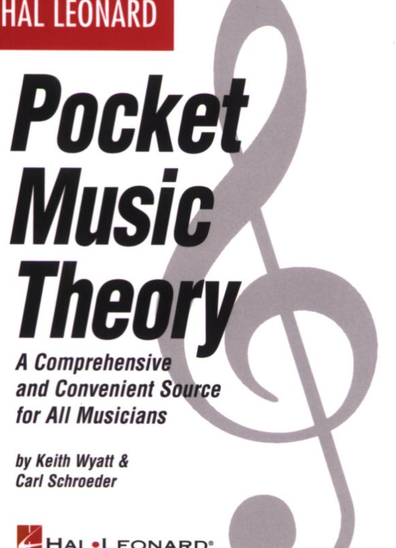 Hal Leonard's Pocket Music Theory