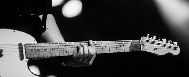 B Chord Guitar Reference with Diagrams | Guitar Chalk