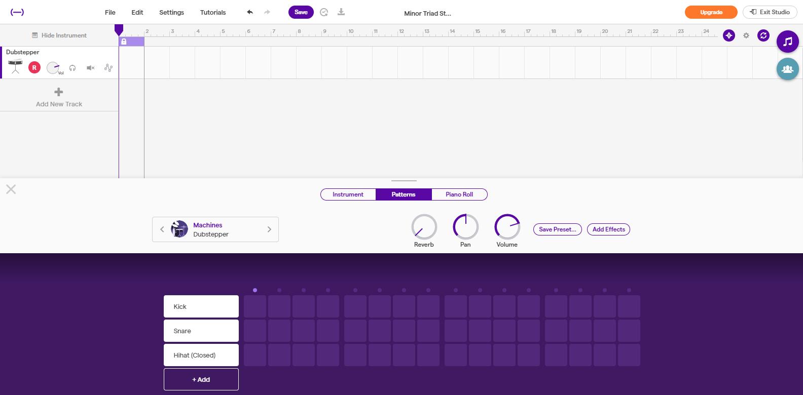 Soundtrap-Studio-Screenshot