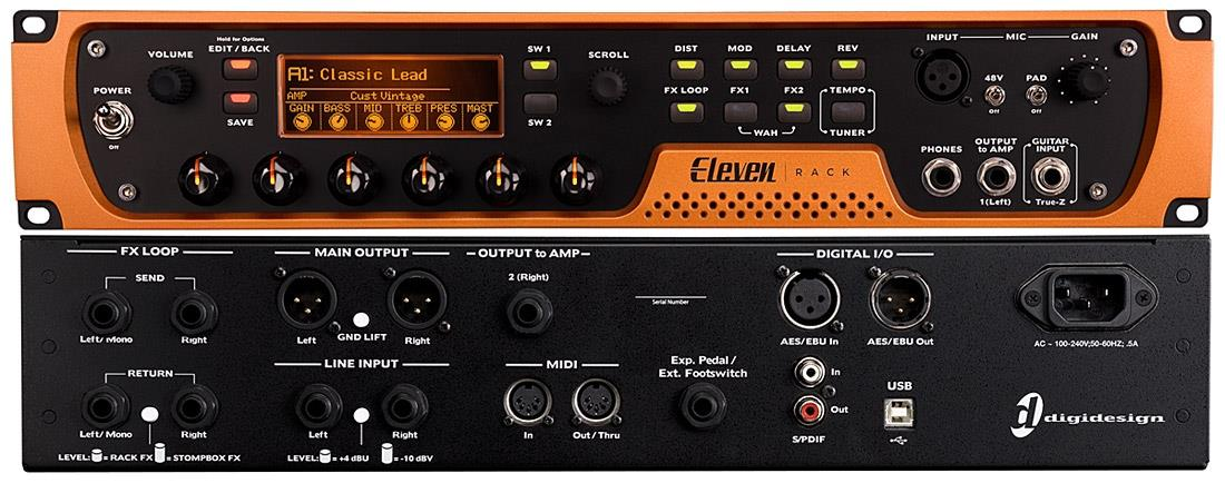 Best Rackmount Guitar Preamp Options and Suggestions