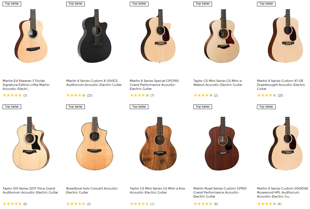 5 Best Acoustic Guitars Under 1000 Dollars Roundup Guitar Chalk Taylor Wiring Diagram Center Top Selling Acoustics