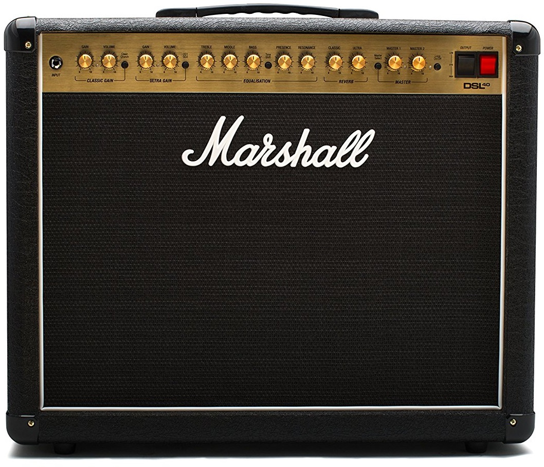 Marshall DSL40CR Guitar Amp