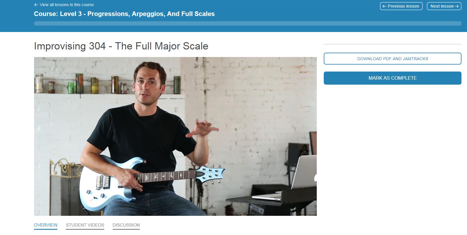 GuitarGate Improvising 304