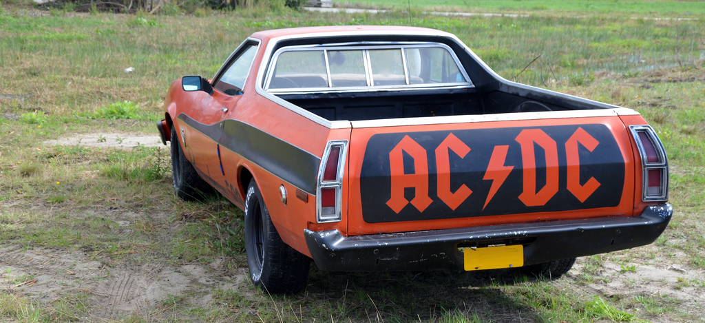 ACDC Car for Best Guitar Tabs Post