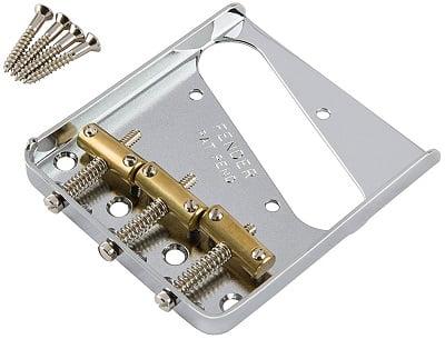 Fender Telecaster 3-Saddle Bridge