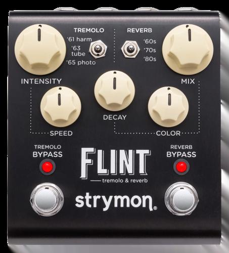 Strymon Flint Tremolo Pedal