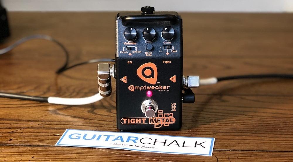AmpTweaker Tight Metal Jr - Best Guitar Pedal (distortion)