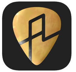 Amped Guitar Learning Logo