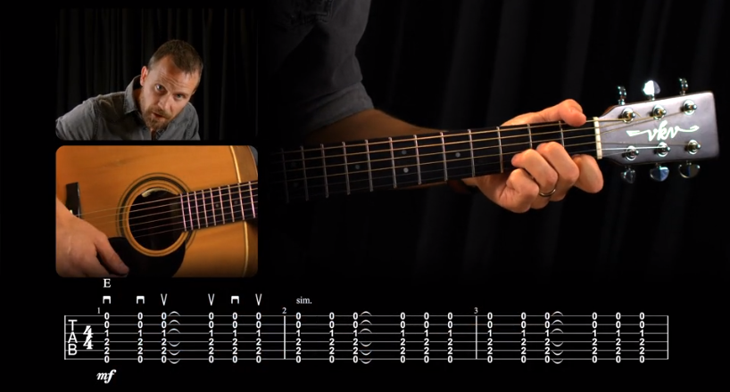 Anders Mouridsen Teaching the Acoustic Level I Course