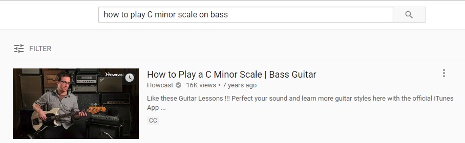 5 Best Online Bass Lessons (includes YouTube options
