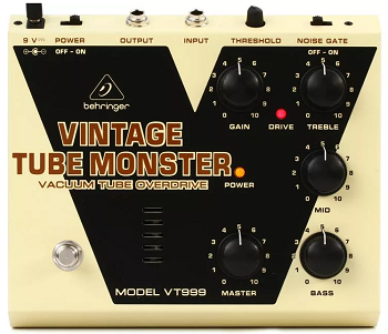 Behringer VT999 Vintage Tube Monster