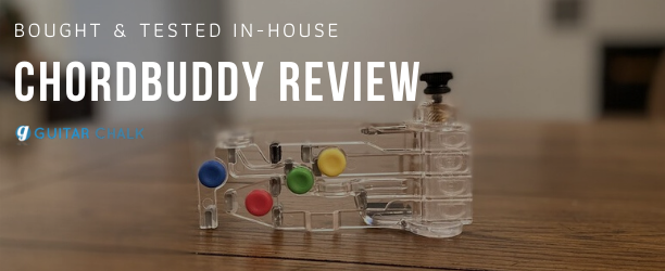 ChordBuddy Review Banner