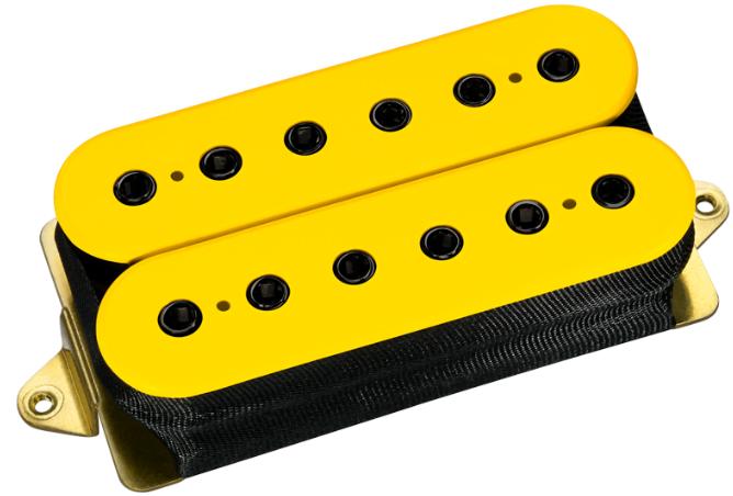 DiMarzio DP100 Super Distortion Humbucker in Yellow