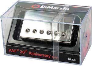 DiMarzio PAF 36th Anniversary Bridge Pickup
