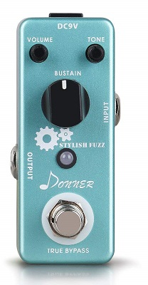 Donner Stylish Fuzz Pedal